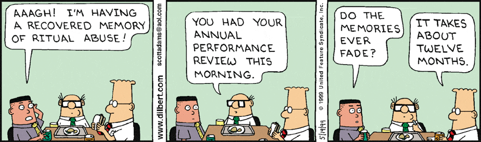 Performance Reviews are Dead. Here's What To Do Instead.