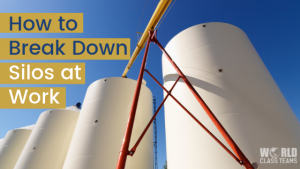 Silos - How to Break Down Silos at Work