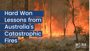 Bushfire - Hard Won lessons from Australia's Catastrophic Fires