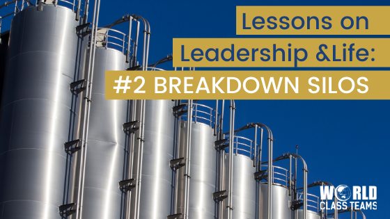 [VIDEO] Break Down Your Silos Before They Break Your Business